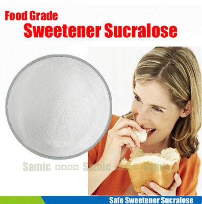 100g Food Grand Sweetener Sucralose Powder 99% High Purity splenda sucralose