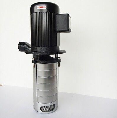1 Hp Cnc Multistage Machine Coolant Pump 220240440480v 6 Stage 253mm 10