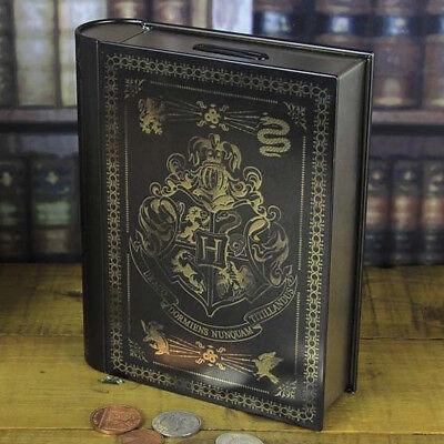Harry Potter Hogwarts Crest Ahorros Banco - Hucha