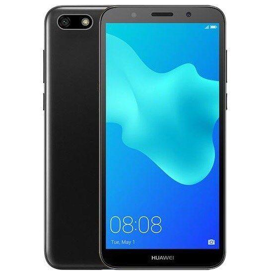 Cellulare Smarphone HUAWEI Y5 2018 BLACK NERO Smartphone da 16 Gb, Black BRAND