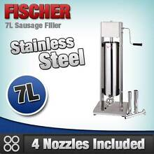 SAUSAGE FILLER STAINLESS STEEL 7L Sumner Brisbane South West Preview