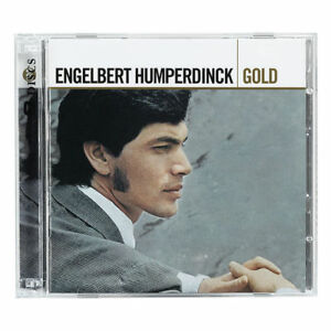 Engelbert Humperdinck-Gold 2 cd set-Like new + bonus cd