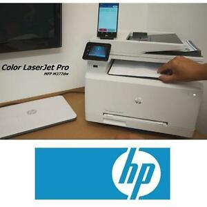 NEW HP COLOUR LASERJET PRO PRINTER M277DW AIO ALL IN ONE PRINT SCAN COPY WIRELESS 106896578