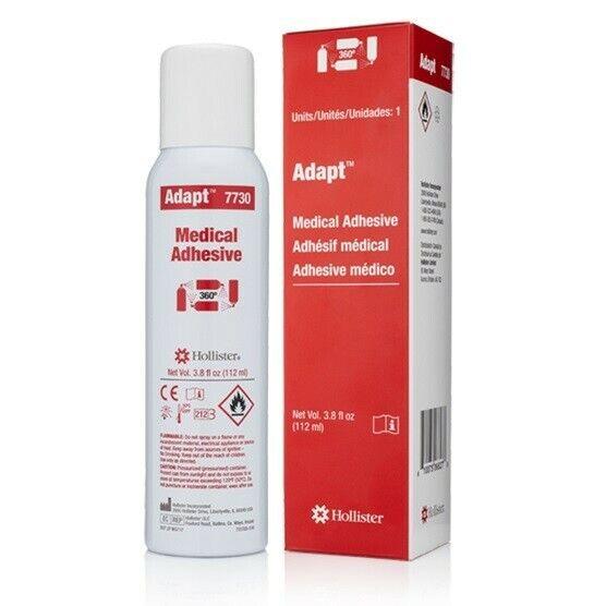 Hollister Adapt Medical Adhesive Ref# 7730 EXP: 6/2024