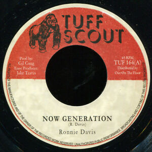 Ronnie Davis - Now Generation NEW!!! Tuff Scout 164 7