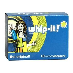 CHEAP - Whip-It! N20 Cream Chargers Nangs Free Delivery Melbourne CBD Melbourne City Preview