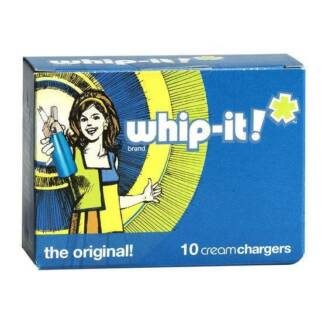 LOW PRICES!- Whip-It! N20 Cream Chargers Nangs Free Delivery