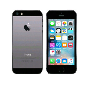 iPhone 5S 16GB factory unlocked works perfectly in excellent