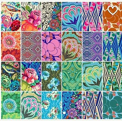 Jelly Roll Design (Amy Butler Hapi Design Roll 30x6,4x1,10m Precut Jelly Stripes Cotton Quilt Stoff)