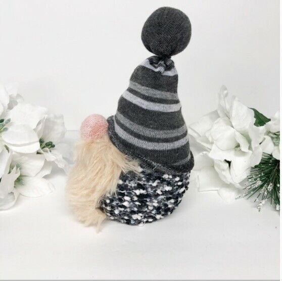 Cute Chunky Handcrafted Christmas Gnome