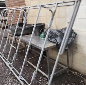 Van Roof Rack, Full Size, Ready to go now