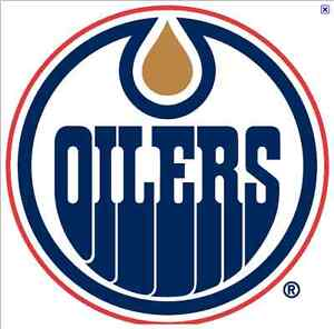OILERS VS ISLANDERS ... TUESDAY MARCH 7 ... SECTION 105