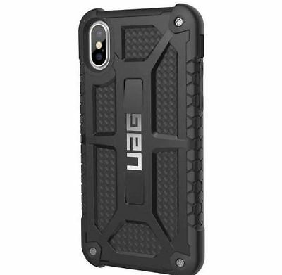 Japan URBAN ARMOR GEAR iPhoneX  Case Cover Monarch Carbon Fiber F/S Tracking