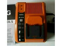 AEG BL1218 lithium ion battery charger 100% percent genuine