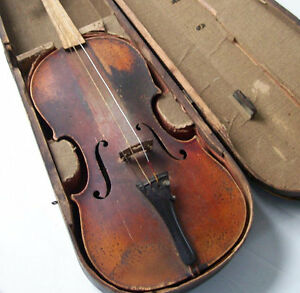 Decrepit / Rustic Violin & Bow WANTED