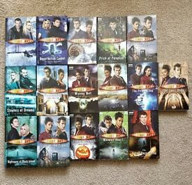 Collection of Dr Who books