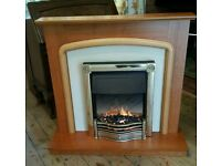 Dimplex Electric Coal Effect Fire and Surround
