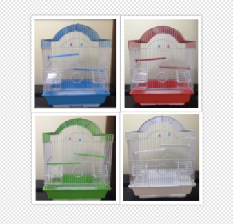 MODERN LOOKING BRAND NEW BIRD CAGES JUST $30 ! !
