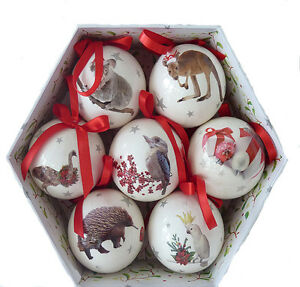 australian christmas decorations with native animals set of 7 au $ 29 ...