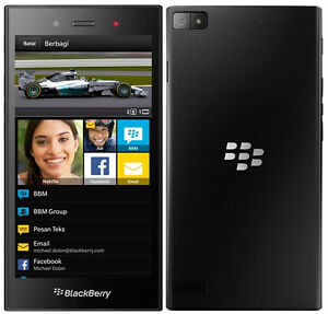 BLACKBERRY Z3 - 8GB (BLACK)