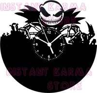 Orologio Da Parete Artigianale - Disco Vinile - Nightmare Before Christmas 2 -  - ebay.it