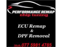 ECU Remapping Chip Tuning,DPF & EGR Delete, Vehicle Diagnostics and Repair, BMW & Audi Coding etc