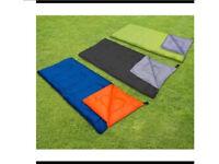 2 x brand new sleeping bags