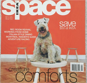"Rare IKEA ""Space"" magazines Windsor Region Ontario image 5"