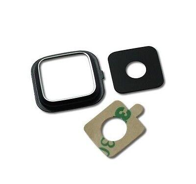 OEM Black Rear Camera Lens Glass Cover For Samsung Galaxy No