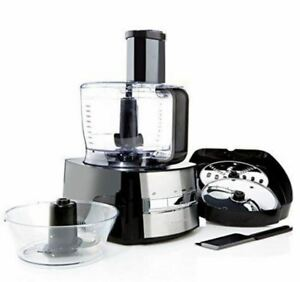 Brand New Wolfgang Puck 12 Cup 900 Watt Food Processor