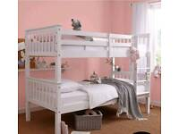 Solidwood bunk beds free assembly service and delivery