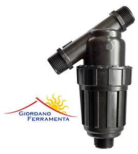 Filtro per acqua cartuccia a rete per irrigazione for Filtro per irrigazione