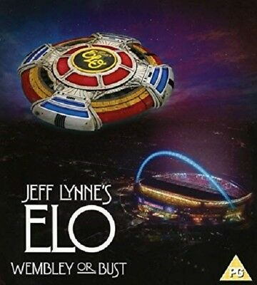 Jeff Lynne's ELO - Wembley or Bust (CD/Blu Ray) New & Sealed