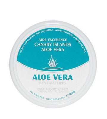 Aloe Vera Canary Islands Revitalizing Face & Body cream 50 ml