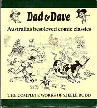 DAD AND DAVE - THE COMPLETE WORKS OF STEELE RUDD 4 BOOK SET Pullenvale Brisbane North West Preview