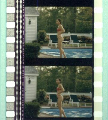 Jessica Biel ~ SUMMER CATCH ~ 35 Cells (7 Strips of  5)
