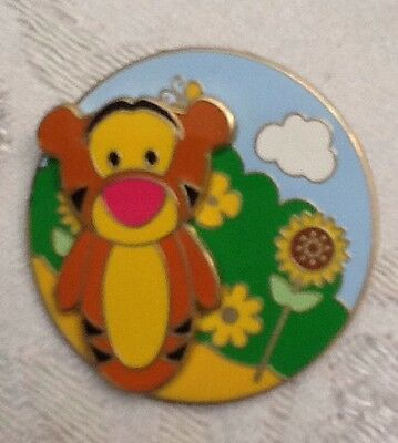 Disney Winnie the Pooh Tigger Pin Tumbler Series CUTIE YO YO  52563