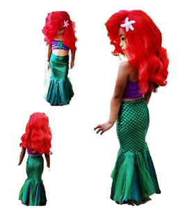 Value Special Baby Girls The Little Mermaid Ariel Dresses Prince