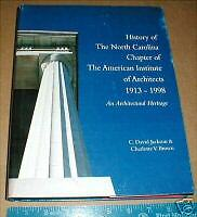 vintage History NC Chapter of American Institute of