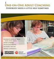 One-on-One Adult Coaching