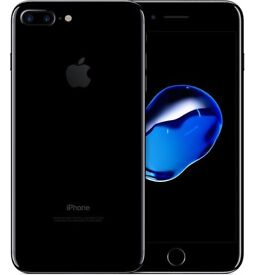 iPhone 7 Plus 256Gb Jet Black (O2) - as new