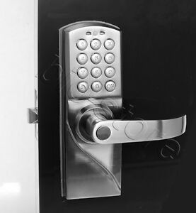 Combination Door Lock Ebay