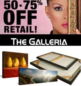 60%OFF PICTURE FRAMING! CALL 4 QUOTE! CANVAS STRETC,ART FRAMES