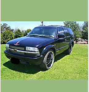 Chevrolet Blazer 2001 Hampton Park Casey Area Preview