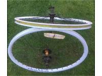 "24"" mountain bike disc wheels"