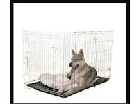 Ex Large Pets at Home Dog Crate