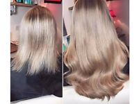 Hair Extension Specialists - SURREY