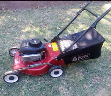 POPE 4 Stroke Lawn Mower Chatswood Willoughby Area Preview