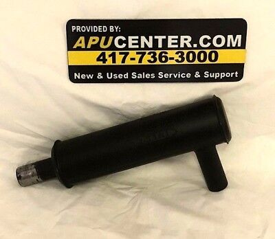 NEW IN BOX MUFFLER FOR THERMO KING TRIPAC APU!! PART# 12-913!! ONLY $110.95 !!