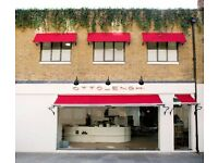 Ottolenghi Spitalfields is looking for a senior Chef de Partie